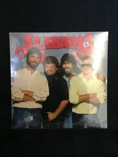Alabama, The Touch Vinyl. (Unused, sealed)
