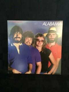 Alabama, The Closer You Get Vinyl.
