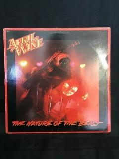 April Wine, The Nature of the Beast Vinyl.