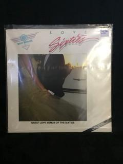 Love Sixties Compilation Vinyl.