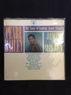 Pearl Bailey, The Songs of Academy Award Winner James Van Heusen Vinyl.