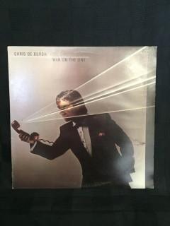 Chris de Burgh, Man on the Line Vinyl.