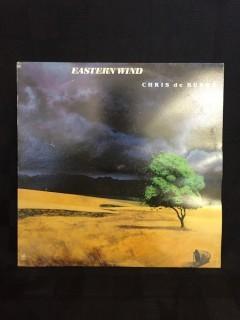 Chris de Burgh, Easten Wind Vinyl.