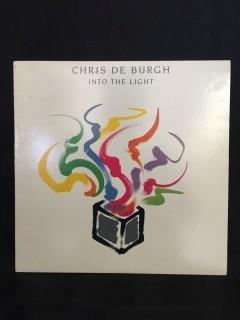 Chris de Burgh, Into the Light Vinyl.