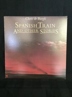 Chris de Burgh, Spanish Train and Other StoriesVinyl.