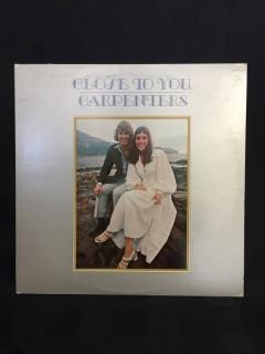 Carpenters, Close to You Vinyl.