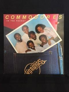 Commodores, In the Pocket Vinyl.