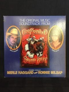 Clint Eastwood Bronco Billy Soundtrack Vinyl.