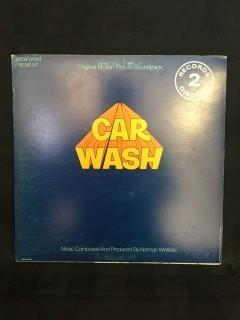Car Wash Soundtrack Vinyl.