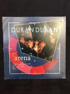 Duran Duran, Arena Vinyl.
