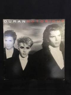 Duran Duran, Notorious Vinyl.