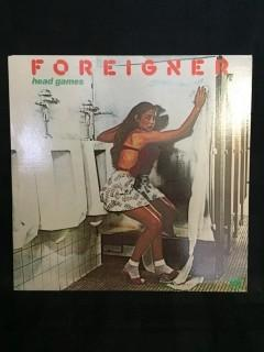 Foreigner, Head Games Vinyl.