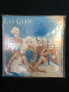 Go Go's, Beauty and the Beat Vinyl.