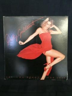Patsy Gallant, Are You Ready for Love Vinyl.