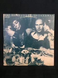 Art Garfunkel, Breakaway Vinyl.