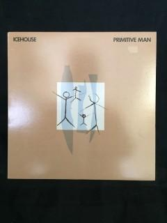 Icehouse, Primitive Man Vinyl.