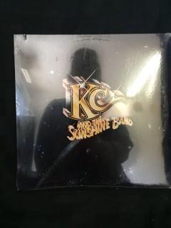 KC and the Sunshine Band Vinyl. (Unused, sealed)