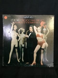 Chicago Soundtrack Vinyl.