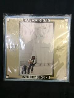 David Lannan, Street Singer Vinyl.