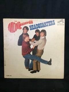 Monkees, Headquarters Vinyl.
