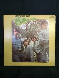 Monkees, More of the Monkees Vinyl.
