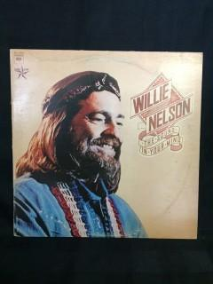 Willie Nelson, The Sound in Your Mind Vinyl.