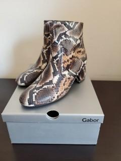 Gabor Snake Boots