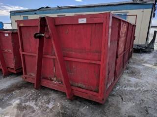 24 Cubic Yard Hook Lift Refuse Bin