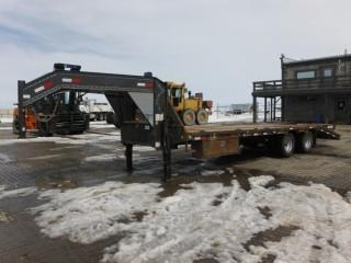 2012 Load Trail GP0225102 T/A Gooseneck Trailer