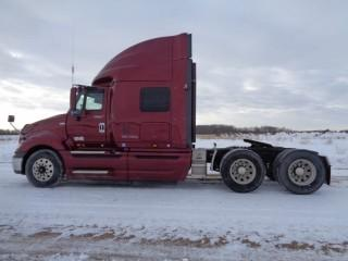 Selling Off-Site - 2012 International Prostar T/A Truck Tractor