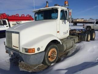 Selling Off-Site - 1991 International Eagle T/A Day Cab Truck Tractor