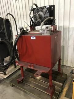 Steelhead Welding Hydraulic Wet Kit