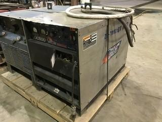 Red-E-Arc DC-600 Welder