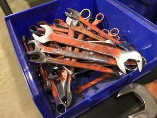 Lot of Asst. Combination Wrenches