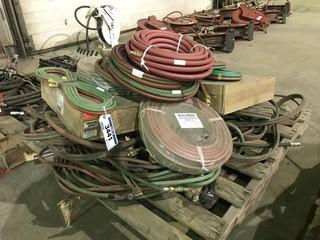 Pallet of Asst. *NEW* and Used Oxy/ Acetylene Hoses