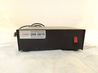 Sinclabs Model SP-1100 Power Supply 120v Input, 12VDC output - 8amps - Condition Unknown