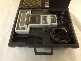 Vehicle Diagnostic Tester OBD 2 Compatible  w/Manual & Carry Case