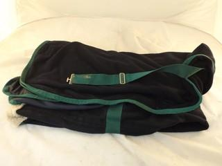 """Horse Blanket 8"""" Thick made by Weather Beeta"""