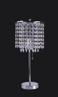 Major-Q Crystal Inspired 19 Table Lamp (MAJQ1243_20596888)