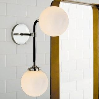 Corrigan Studio Sam 2-Light Wall Sconce (CSTD3410)