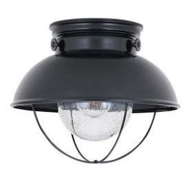 SeaGull Lighting - 8869-12  - Blk