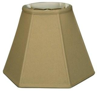 Royal Designs Timeless 14 Linen Empire Lamp Shade - Cream (RDES1668_18030846)