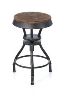 Trent Austin Design Calexico Adjustable Height Swivel Bar Stool (TADN2270)
