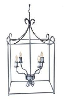 Starfish 4-Light Foyer Pendant (BBAY1095)