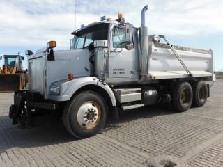 2006 Western Star 4900FA Gravel Truck