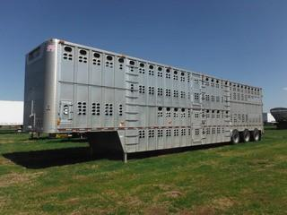 2006 Wilson Triaxle Cattle Liner