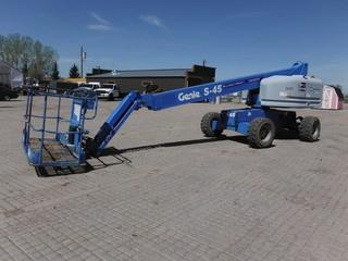 2006 Genie s-45 4WD Manlift