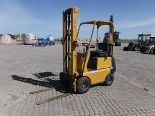 Toyota FG9 1500lb Capacity Forklift