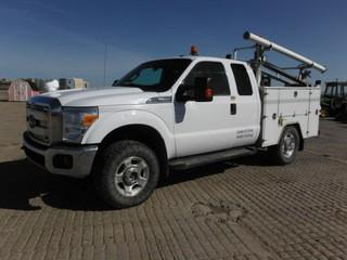2012 Ford F350 S/A 4X4 Service Truck
