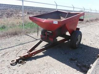 S/A 450 Pintle Hitch Spreader